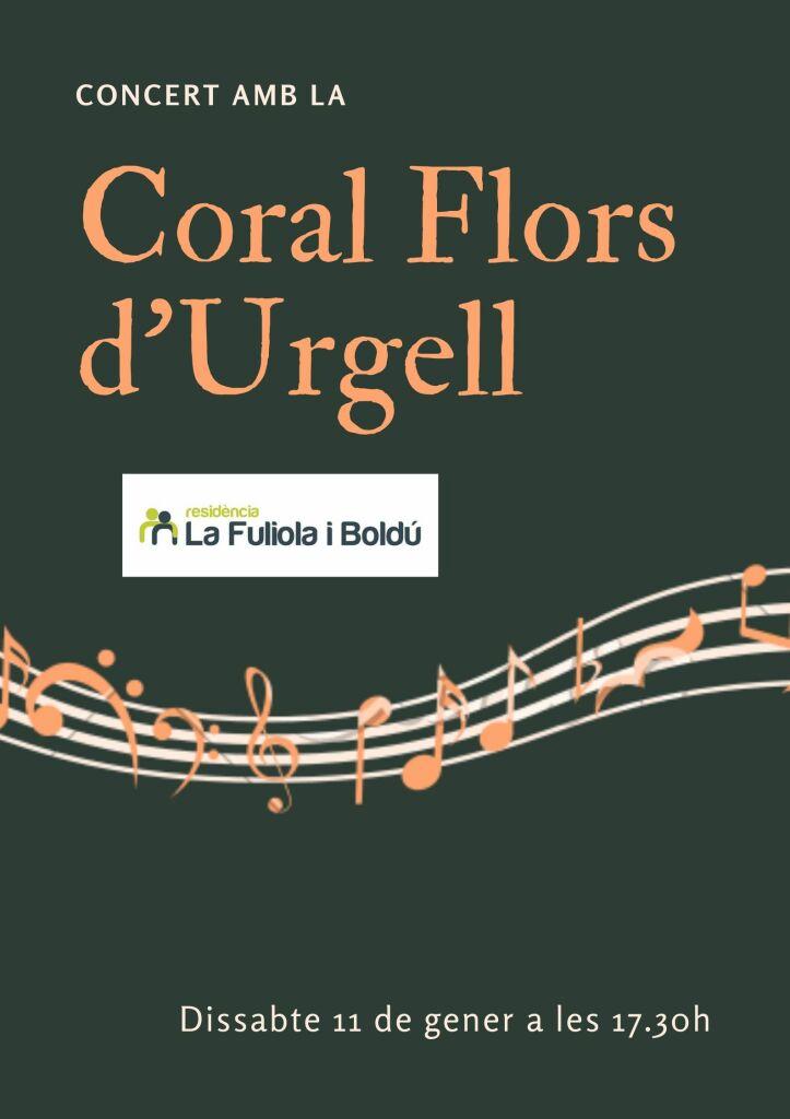 1. CONCERT CORAL FLORS D'URGELL