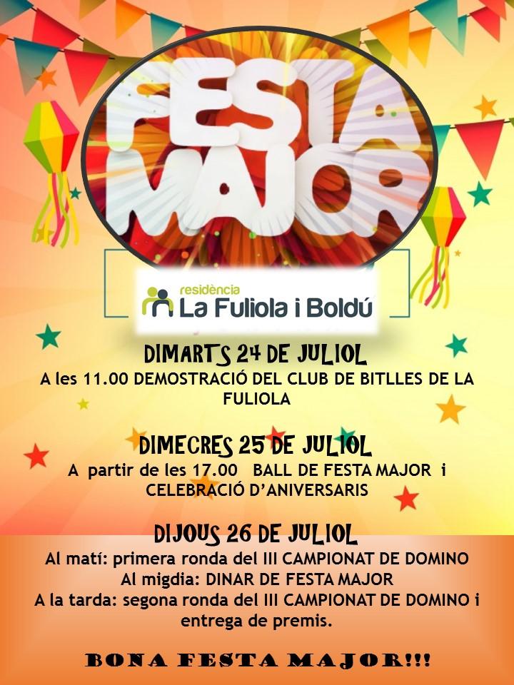 11. Festa Major Sta Anna