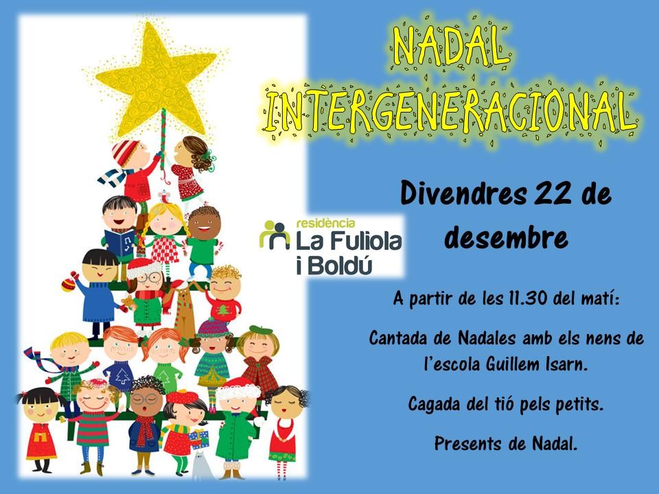23. Nadal intergeneracional