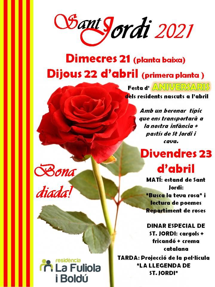4. Sant Jordi