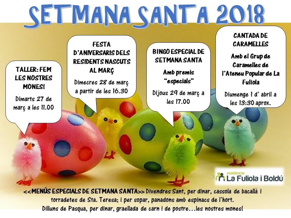 4. Setmana Santa