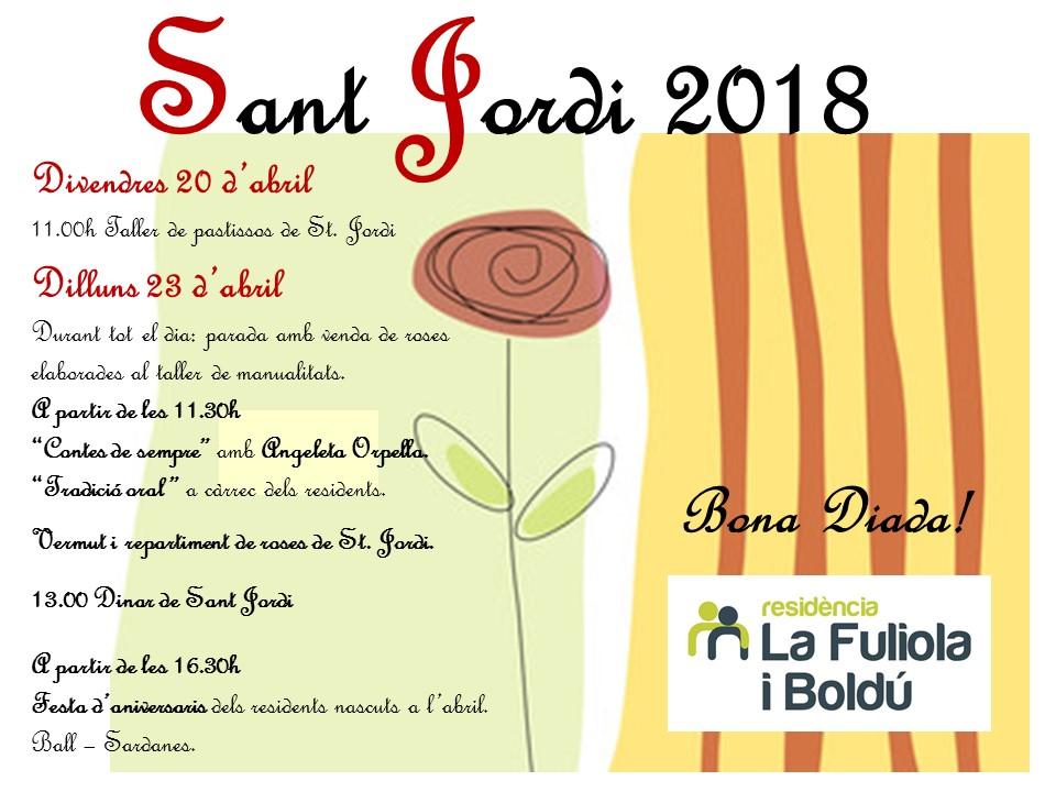 6. Sant Jordi