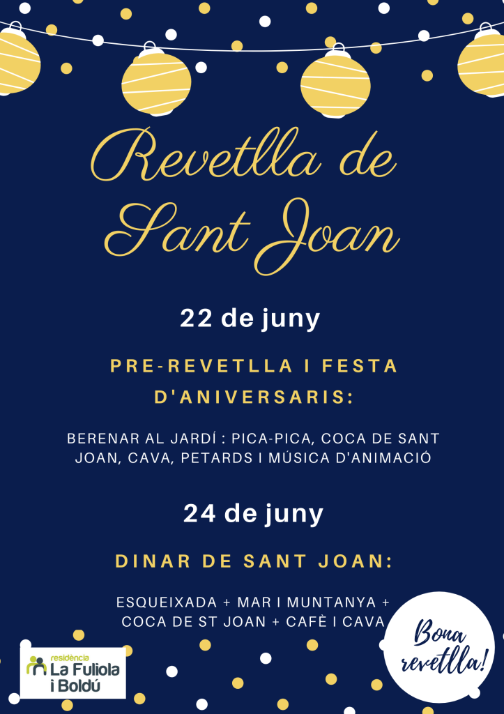 7. Revetlla de Sant Joan