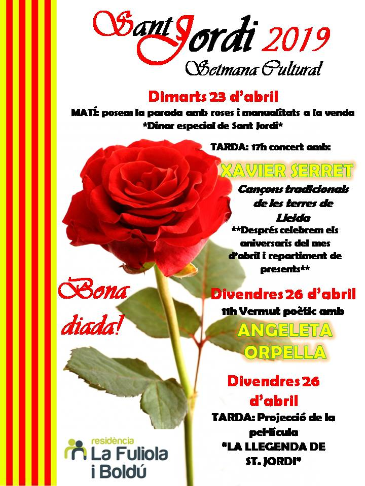 7. Sant Jordi